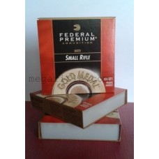 Капсюль Federal Premium Gold Medal Match Grade Small Rifle GM205M