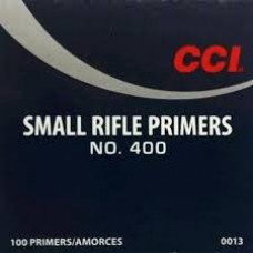 Капсюль CCI Small Rifle 400