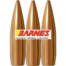 Пули Barnes Match Burners 30 cal 308 175 gr