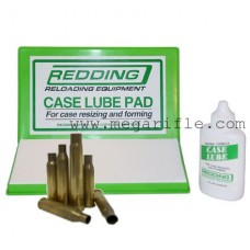 набор для смазки гильз Redding Case Lube Kit and Pad