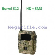 Фотоловушка Burrel S12 HD 12MP SMS/GPRS